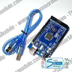 Mega 2560 R3 (Arduino compatible board, MCU: ATmega2560 16MHz)